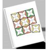 Оригами схема мозаики
