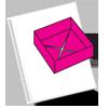 Традиционная коробочка оригами